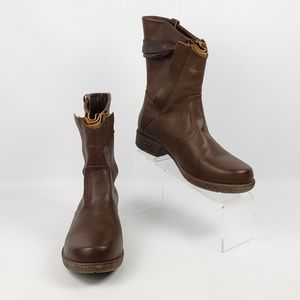 Electric Karm EUREKA BROWN Ankle Boots